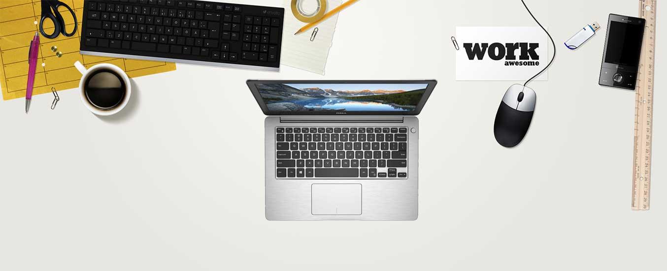 Laptop Dell Inspiron 13 5370 - 70146440 đượctrang bị ổ cứng SSD 256GB