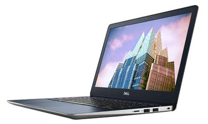 laptop Dell VostroV5370A - P87G001 sở hữu chipcoreI5-8250U đầy mạnh mẽ