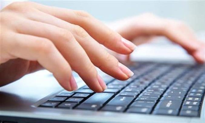 Bàn phím của laptop Acer Aspire F5 573 33NK dễ thao tác
