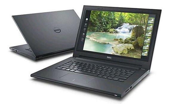 Máy tính xách tay Dell Inspiron 14 3442 sử dụng chip Intel Core i5