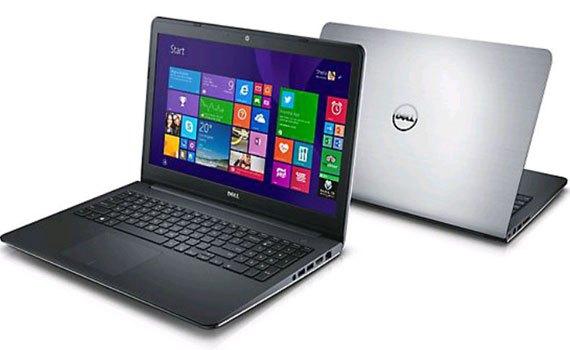 Laptop Dell Inspiron 15 5548 giá ưu đãi tại Nguyễn Kim