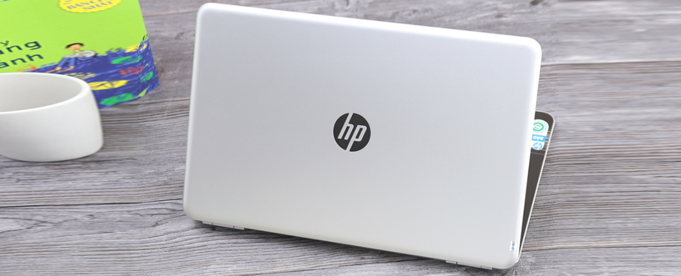 Laptop HP Pavilion 15-AU119TX Y4G52PA thiết kế nhỏ gọn