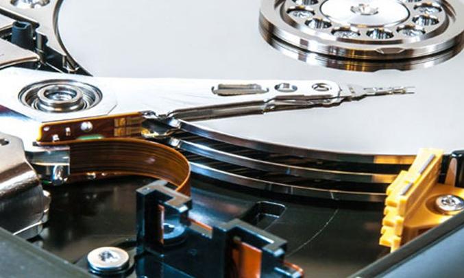 Laptop HP Pavilion 15-AU119TX Y4G52PA có ổ cứng dung lượng lớn