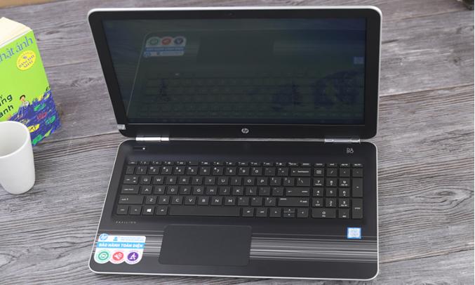 Laptop HP Pavilion 15-AU119TX Y4G52PA có cấu hình mạnh mẽ