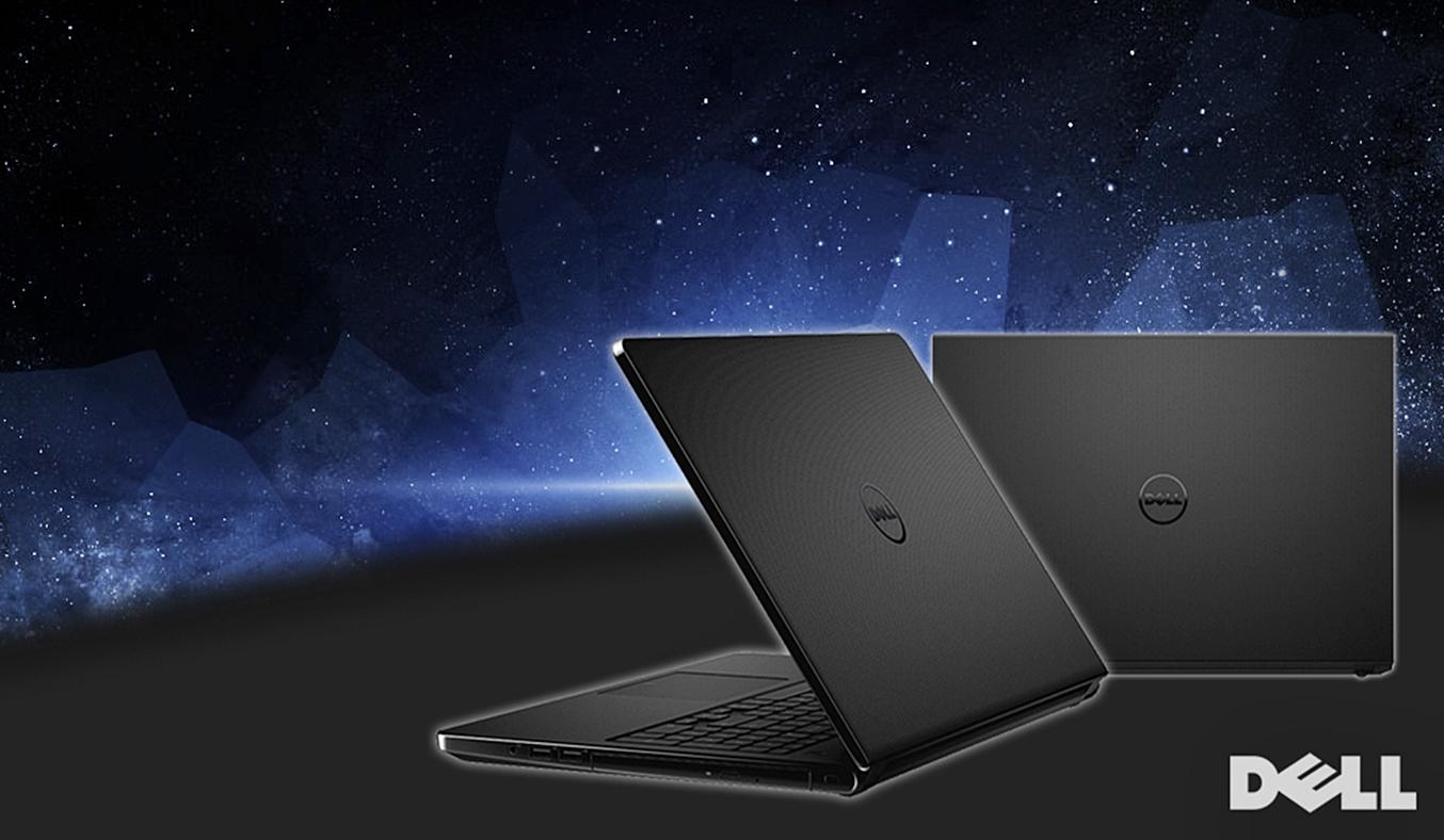 Laptop Dell N3567-PS3F002KI5 thiết kế cứng cáp, lịch lãm