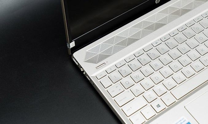 Laptop HP Pavilion 15-CS3015TU (8QP15PA) Bàn phím nhạy, tốc độ hồi đáp nhanh