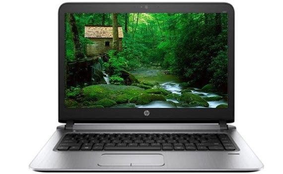 Màn hình laptop HP Probook 440 G3 X4K47PA hiển thị hình ảnh trung thực
