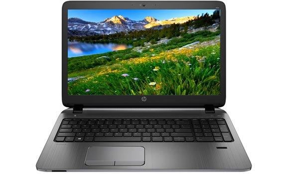 Màn hình laptop HP Probook 450 G2 hiển thị sắc nét
