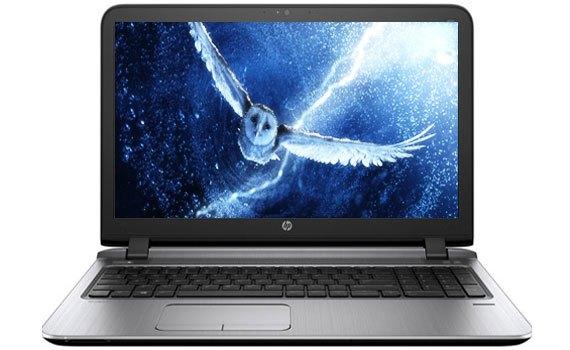 Màn hình laptop HP ProBook 450 G3 T9S18PA hiển thị hình ảnh trung thực