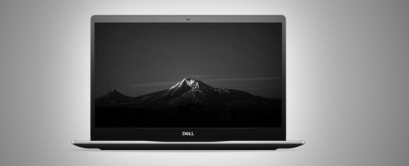 Laptop Dell Inspiron 15 7570 (782P81) thiết kế vỏ ngoài sang trọng