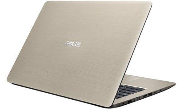 Thiết kế laptop ASUS A556UA DM366D nhỏ gọn dễ mang theo bên mình
