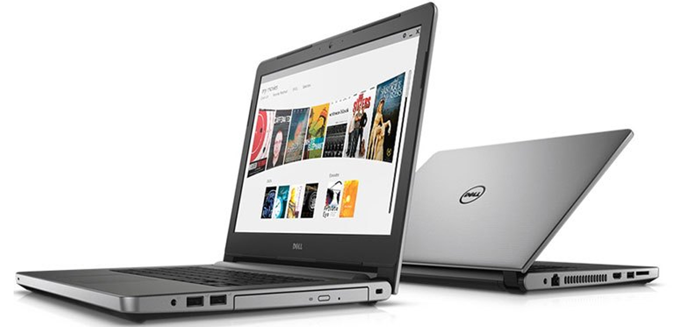 Máy tính xách tay Dell Inspiron 14 5468 (70119160) có thiết kế đơn giản