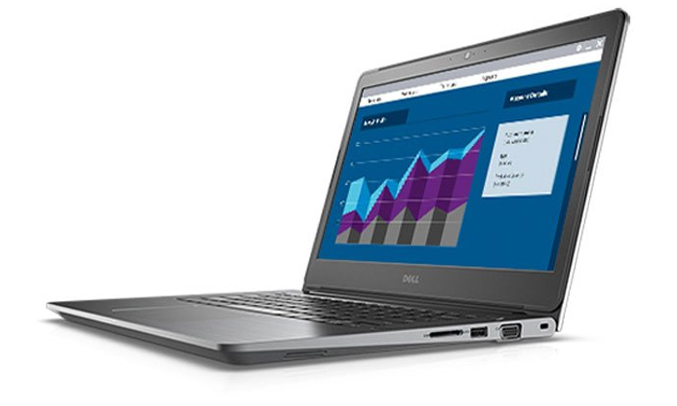 Máy tính xách tay Dell Inspiron 14 5468 (70119160) màn hình 14 inch