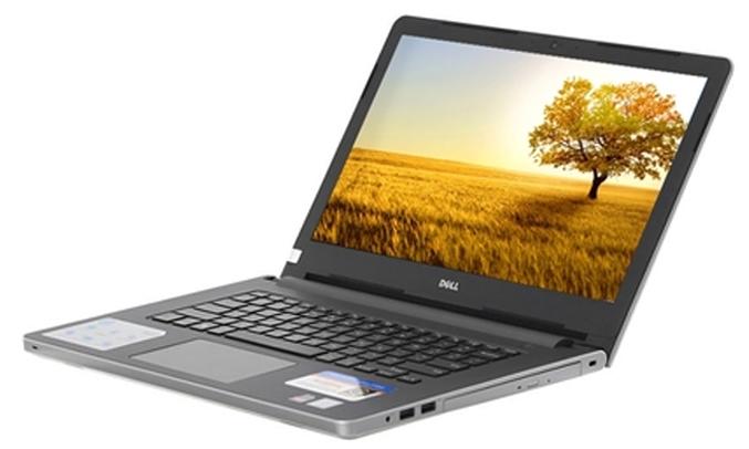 Máy tính xách tay Dell Inspiron 14 5468 (70119160) chip xử lý Core i7 mạnh mẽ