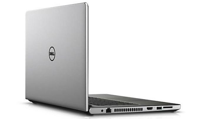 Máy tính xách tay Dell Inspiron 14 5468 (70119160) đầy đủ các kết nối hiện đại