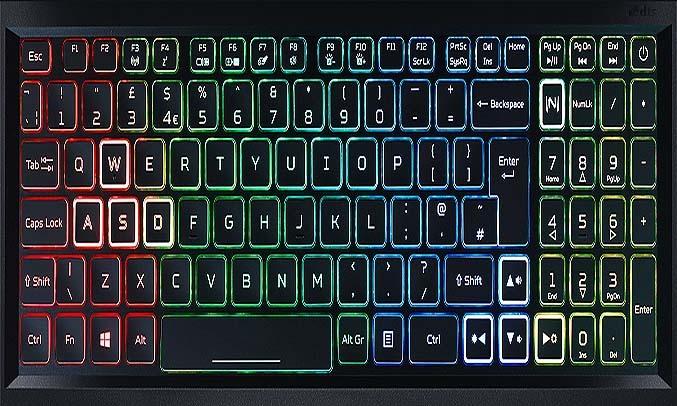 Acer Nitro 5 i5-10300H 15.6 inch AN515-55-58A7