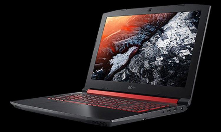 Máy tính xách tay Acer Nitro 5 AN515-51-5775 màn hình hiển thị hình ảnh sống động tuyệt vời