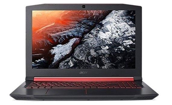 Máy tính xách tay Acer Nitro 5 AN515-51-5775 có thiết kế hiện đại