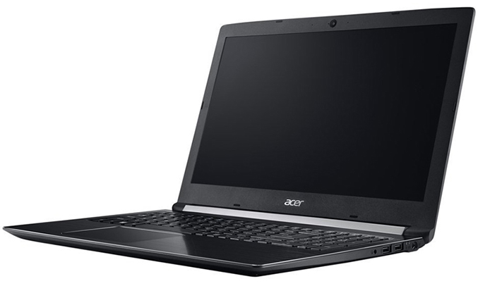 Laptop Acer Aspire A515-51G-578V nhỏ gọn