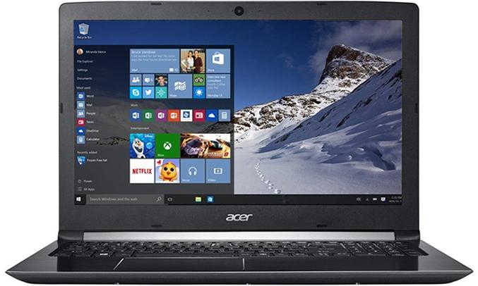 Laptop Acer Aspire A515-51G-578V pin khoẻ