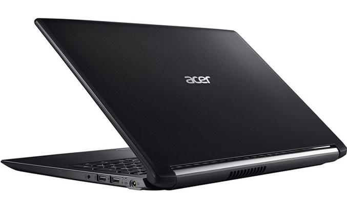 Laptop Acer Aspire A515-51G-578V kết nối tiện lợi