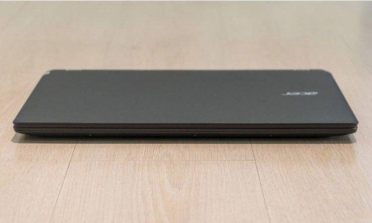 Máy tính xách tay Acer Aspire ES1-533-P9GZ thiết kế gọn nhẹ