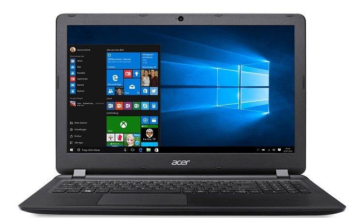 Máy tính xách tay Acer Aspire ES1-533-P9GZ cấu hình máy ổn định