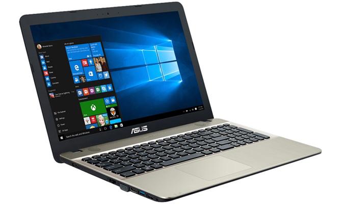 Máy tính xách tay Asus VivoBook Max X541UA (GO1345) thao tác dễ dàng