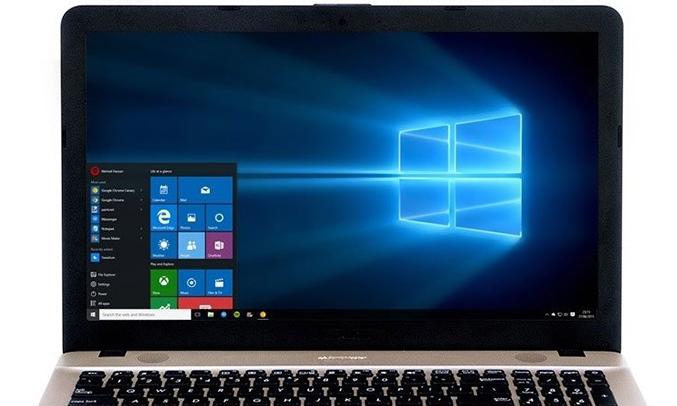 Laptop Asus X541UV-XX037D màn hình sống động