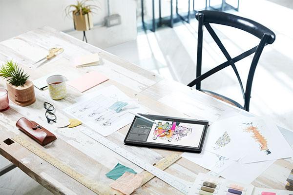 Những nâng cấp về màn hình của laptop ASUS hỗ trợ tối ưu cho người dùng trong công việc lẫn giải trí