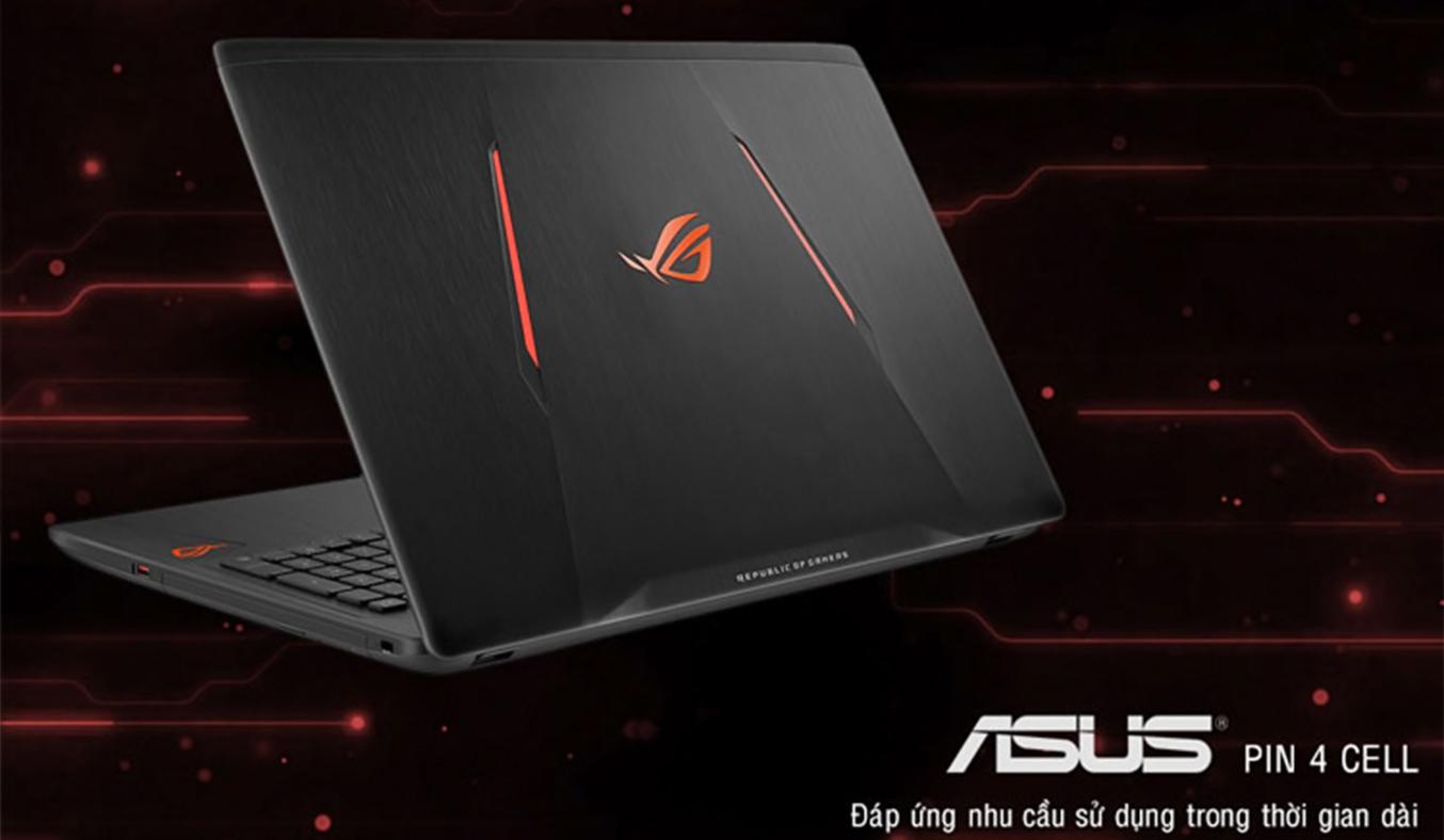 Laptop Asus GL553VD-FY305 màn hình sống động
