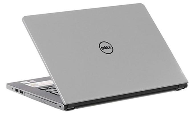 Máy tính xách tay Dell Inspiron 14 5468-K5CDP1 thiết kế cứng cáp