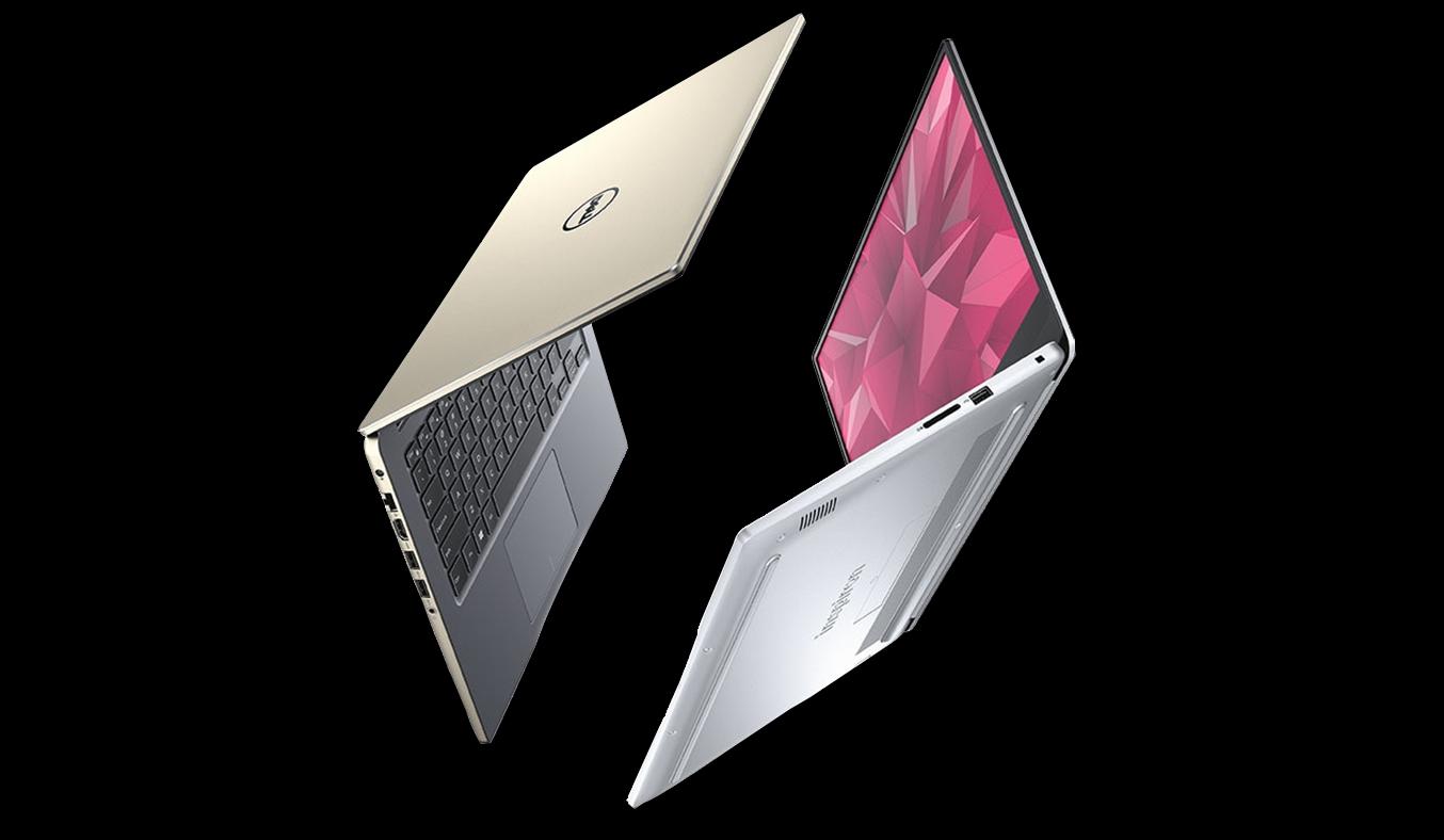 Máy tính xách tay Dell Inspiron 14 (N4I5259OW) thiết kế bắt mắt