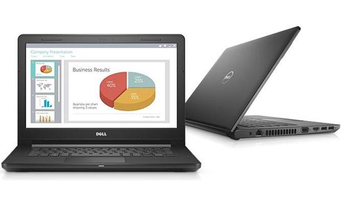 Máy tính xách tay Dell Inspiron N3567 Core I3 chống loá