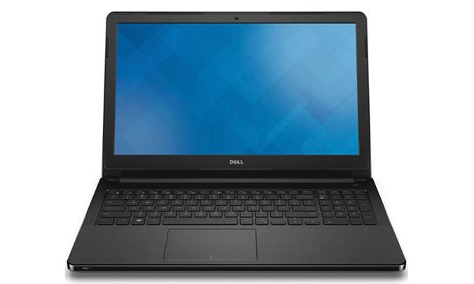 Laptop Dell Vostro 3568 VTI3037W hiển thị hình ảnh đẹp
