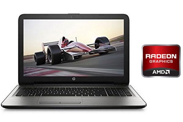 Laptop HP Notebook 15-AY169TX Z6X61PA đầy đủ kết nối cùng tích hợp card AMD Radeon hỗ trợ tối ưu cho trải nghiệm của bạn