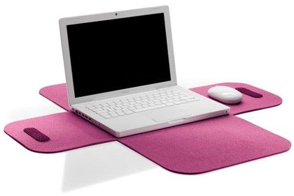 Không chỉ tránh trường hợp rơi vỡ mà bọc laptop còn giúp làm đẹp cho thiết bị của bạn