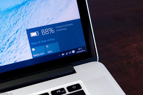Căn chỉnh pin là cách giúp laptop nhận biết mức pin hiện có để hoạt động chính xác hơn