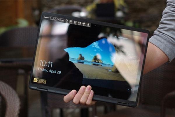 Máy tính xách tay Acer Aspire R5-471T chạy tốt các ứng dụng văn phòng, học tập, giải trí với những game không đòi hỏi quá cao về đồ họa...