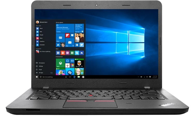 Máy Tính Xách Tay Lenovo THINKPAD E470 (core i5/RAM4GB) pin sử dụng dài lâu