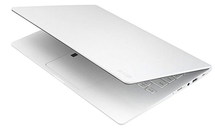 Máy tính xách tayLG Gram 14'' (ZD970-G) sở hữu thiết kế hiện đại, thu hút mọi ánh nhìn