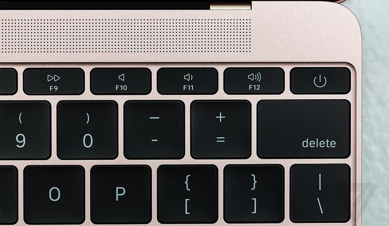 Macbook Pro 12 inch 256GB (2017) sang trọng