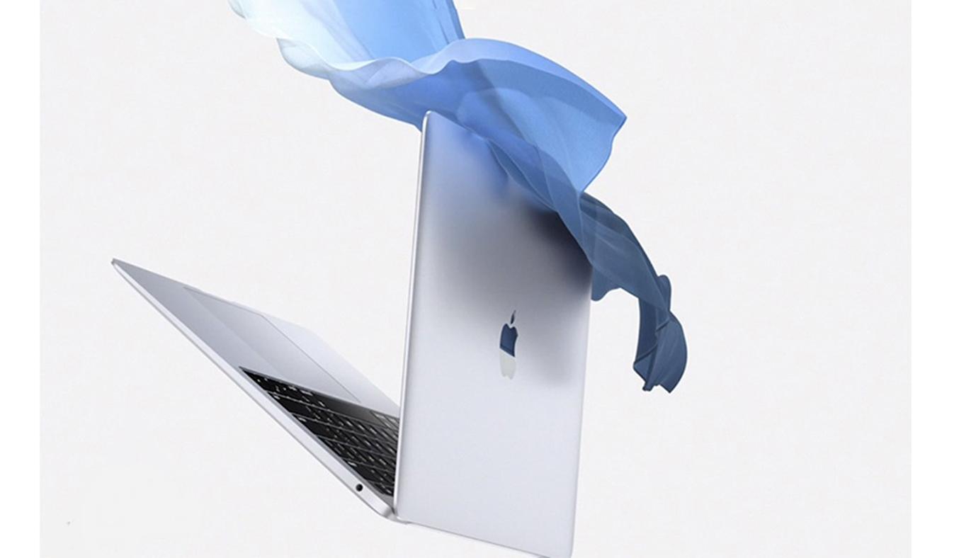 Macbook Air i5 13.3 inch 2019 Space Gray (MVFH2SA/A) thiết kế mỏng nhẹ, hiện đại