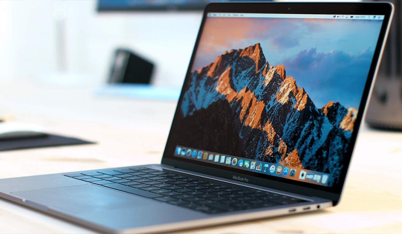 Macbook Pro 13 inch 2017 (256GB/3.1GHZ/Touchbar) sắc nét