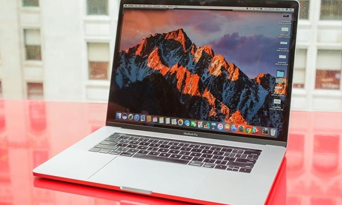 Macbook Pro 13 inch 3.1GHZ 256GB (2017) pin cực lâu
