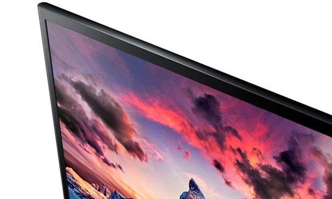 Màn hình máy tính Samsung LS24F350FHEXXV viền mỏng