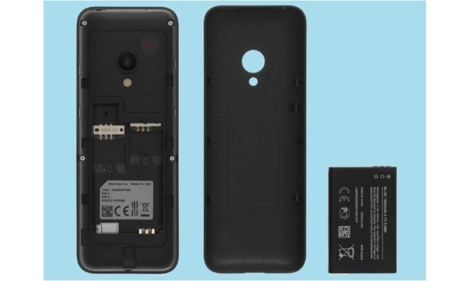 Điện thoại Nokia 150 Đen
