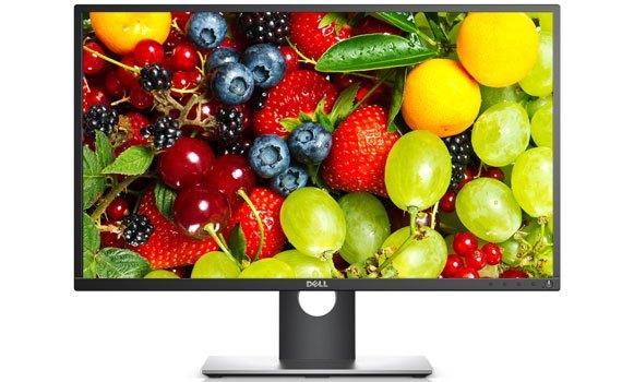 Màn hình máy tính Dell Pro P2217H hiển thị sắc nét