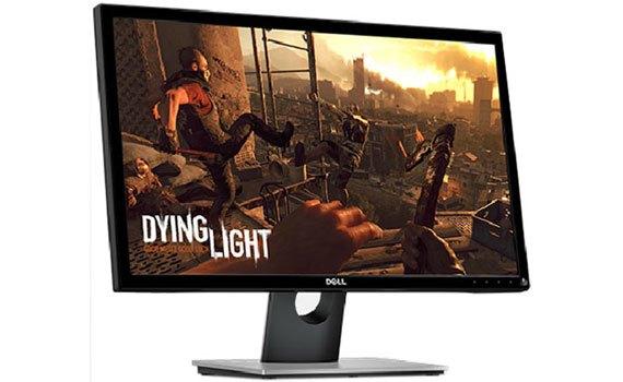 Màn hình LED Dell SE2417HG góc nhìn rộng