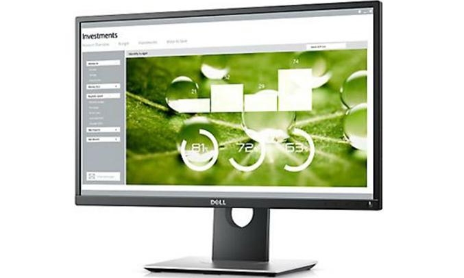 Màn hình vi tính Dell P2417H giải trí trọn vẹn